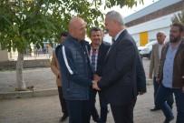 Vali Seymenoğlu Açıklaması 'Isparta 32 Spor, 2 Haftadır Çıkışa Geçti, İnşallah Devamı Gelir'
