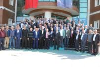 İSTİŞARE TOPLANTISI - Yanık Açıklaması 'Türkiye, Zalimlere Karşı Erdemin Bayrağını Taşıyor'