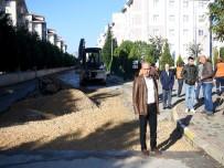 Yenişehir'in Yolları Asfaltlanıyor