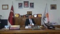 AK Parti İl Başkanı Tutulmaz İstifa Etti