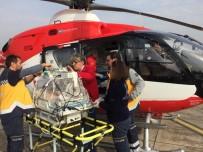 Ambulans Uçak Prematüre Bebek İçin Havalandı