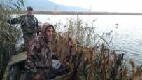 OLTA - Avcılar Ördek Sezonunu Açtı