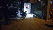 Bağcılar'da Otopark Kavgası Açıklaması 1 Yaralı