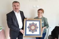 Başkan Özdemir'den Engellilere Destek