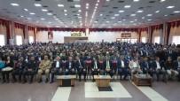 KEREM SÜLEYMAN YÜKSEL - Bismil'de 'Mevlid-İ Nebi Haftası' Etkinliği