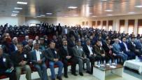 Erciş'te 'Peygamberimiz Ve Aile' Konulu Konferans
