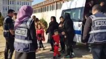 Erzincan'da 13 Düzensiz Göçmen Yakalandı