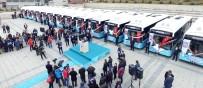 Erzurum Toplu Ulaşımda Türkiye 3'Üncüsü Oldu