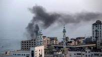 ROKET SALDIRISI - İsrail'den Gazze'ye Hava Saldırısı Açıklaması 11 Ölü, 50 Yaralı