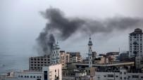 ROKET SALDIRISI - İsrail'in Gazze'ye Saldırılarında 11 Kişi Hayatını Kaybetti, 50 Kişi Yaralandı