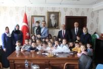 Kaymakam Çiçek'e 'Mevlid-İ Nebi' Haftası Ziyareti