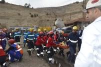 KRİZ YÖNETİMİ - Kütahya'da Maden Tatbikatı