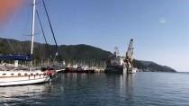 KARGO GEMİSİ - Marmaris'teki Lüks Motoryatlar Kargo Gemisiyle İstanbul'a Gönderildi