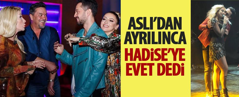 Murat Boz ve Hadise birlikte Avrupa'yı gezecek