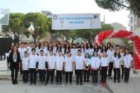 Öğrenciler Bilim Fuarı İle Projelerini Tanıttı
