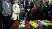 Öldürülen Lastik-İş Genel Başkanı Abdullah Karacan, Mezarı Başında Anıldı