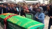 Öldürülen Manisalı İş Adamının Cenazesi Toprağa Verildi