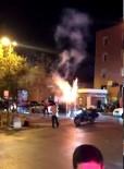 (Özel) İstanbul'da Magandalar Doğum Günü Bahanesiyle Trafikte Terör Estirdi