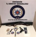 YUNUS TİMLERİ - Polisin 'Dur' İhtarına Uymayan Şüpheli Kovalamacayla Yakalandı