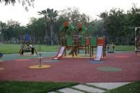 Sahil Antalya'da Çocuk Şenliği
