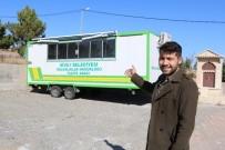Sivas'ın Ayazına Dirençli Taziye Aracı