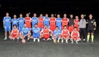 FUTBOL TURNUVASI - Tepebaşı Belediyesi Müdürlükler Arası Futbol Turnuvası Sona Erdi