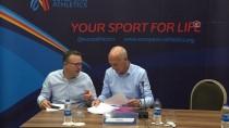 DÜNYA ATLETİZM ŞAMPİYONASI - Türkiye, 2023 Avrupa Salon Atletizm Şampiyonası'nı Düzenlemeye Yakın