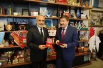 TÜRK KÜLTÜRÜ - Yalçın Topçu'ya TÜRKSOY'dan 'İmadeddin Nesimi Madalyası'
