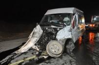 Yüksekova'da Zincirleme Kaza Açıklaması 7 Yaralı