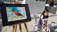 KÜMBET - 13 Yaşındaki Melisa Engelleri Resimle Aştı
