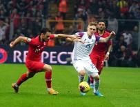 HAKAN ÇALHANOĞLU - 2020 Avrupa Futbol Şampiyonası Elemeleri Açıklaması Türkiye Açıklaması 0 - İzlanda Açıklaması 0 (İlk Yarı)
