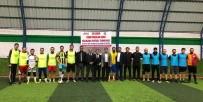 ÖĞRETMENLER GÜNÜ - Ahlat'ta Futbol Turnuvası