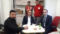AK Parti'den Kan Bağışı Yapanlara Tatlı İkramı
