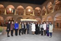 AK Parti'li Kadınlar Kurşunlu Han'a Hayran Kaldı