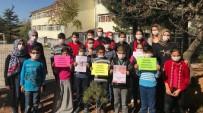 Altıntaş'ta Ortaokul Öğrencilerinden LÖSEV'e Destek