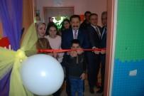 Ardahan'da Özel Eğitimli Öğrenciler İçin Eğitim Verecek Otizmli Sınıfları Ve Spor Salonu Açıldı