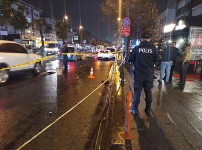 Bahçelievler'de Bir Kafenin Sahibine Silahlı Saldırı