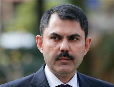 Bakan Kurum'dan İmamoğlu'nun iptal ettiği projeye ilişkin flaş açıklama