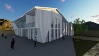 Başkale'de 'Sinema Salonu Ve Kültür Merkezi' Çalışması