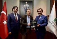 Başkan Ahmet Ataç Çorum'dan Gelen Konuklarını Ağırladı