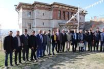 Başkan Akman, Basın Mensuplarıyla Bir Araya Geldi