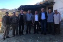 Başkan Özdemir Açıklaması 'Mahallelerimize Hizmet Götürme Çabası İçindeyiz'