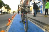 BİSİKLET YOLU - Elbistan, 'Bisiklet Dostu' Kent Oluyor