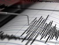 MALUKU - Korkutan deprem!