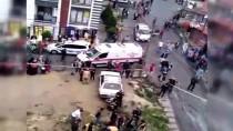 Eyüpsultan'da Öğrenci Servis Minibüsü Devrildi Açıklaması 7 Yaralı