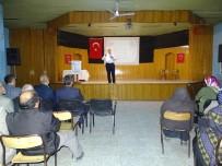 AHMET YıLMAZ - Hisarcık'ta 'Hz. Peygamber Ve Aile' Konulu Konferans