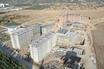 ÖMER SEYMENOĞLU - Isparta'daki 3 Bin Kişilik KYK Yurtları 2020'De Tamamlanacak