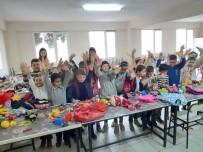 İstanbul'dan Bebekli 75. Yıl İlkokuluna Destek