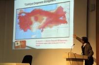FETHIYE BELEDIYESI - Japon Deprem Uzmanı Uyardı Açıklaması 'Türkiye'nin Yüzde 97'Si Deprem Riski Taşıyor'
