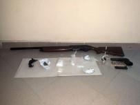Manisa'da Uyuşturucu Operasyonu Açıklaması 4 Tutuklama